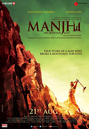 Manjhi: The Mountain Man