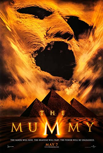 The Mummy old
