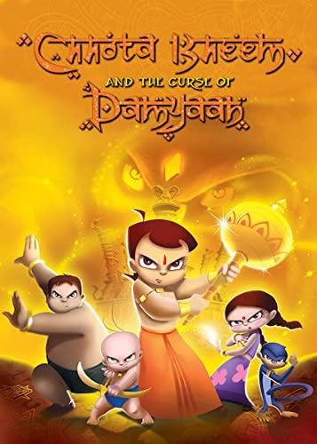 Chhota Bheem and the Curse of Damyaan