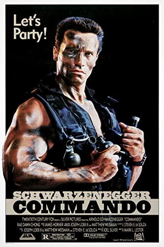 Commando 1985