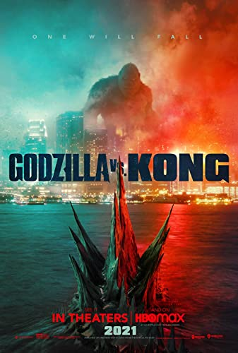 Godzilla vs. Kong 4K