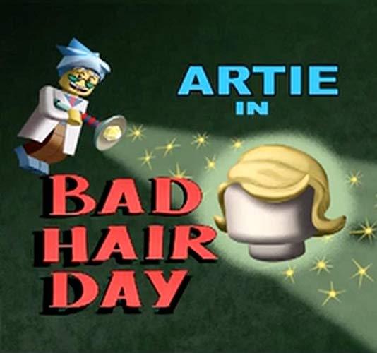 Lego Clutch Powers: Bad Hair Day