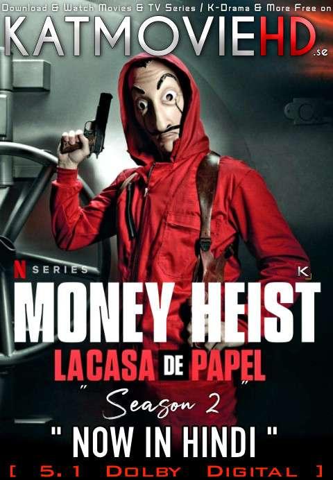 Money Heist (Season 2)