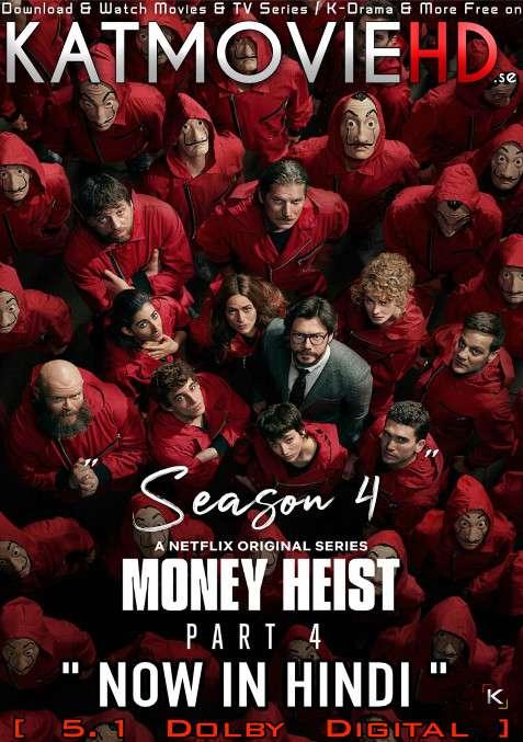 Money Heist (Season 4)