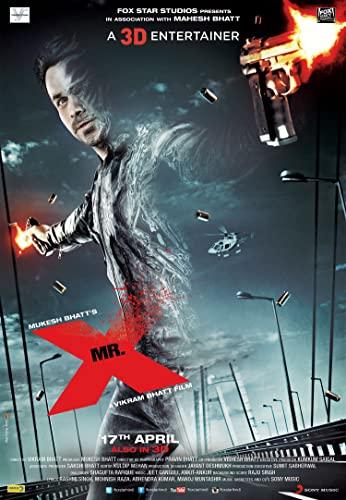 Mr. X