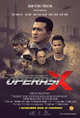 Operasi X