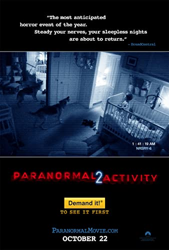 Paranormal Activity 2