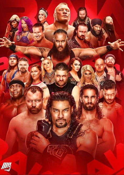 WWE RAW 11.11.19