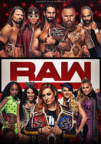 WWE Raw 10-11-21