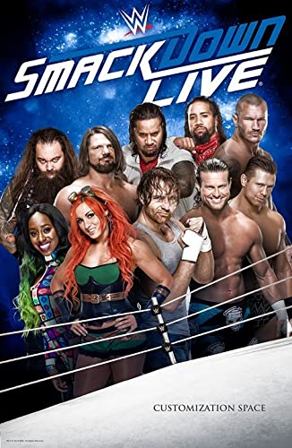 WWE Smackdown 31-7-20
