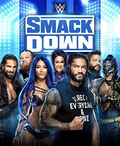 WWE Smackdown-8-10-21